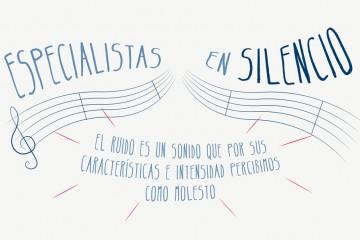 Especialistas en silencio