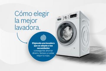 Consejos para que sepas elegir la mejor lavadora