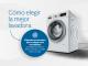 ¿Cómo elegir la mejor lavadora?