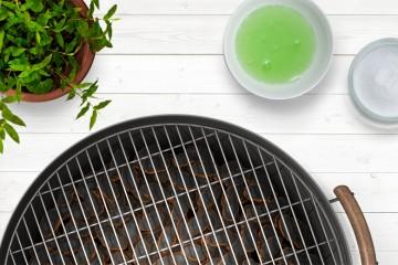 Cómo limpiar el grill de tu barbacoa