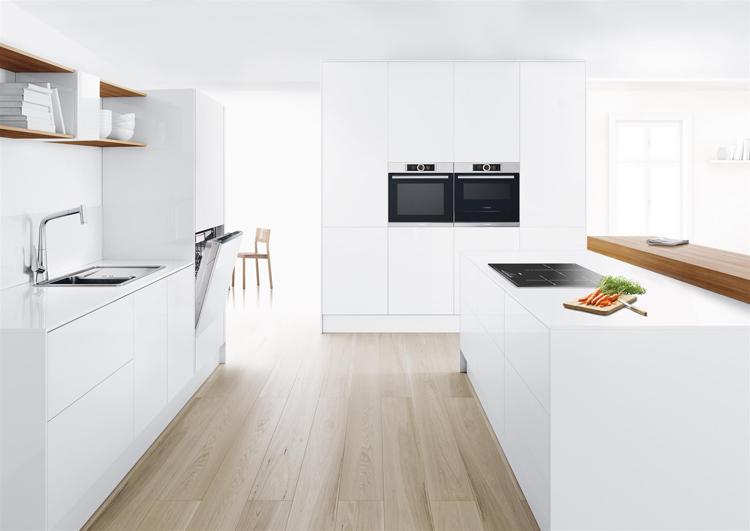 Cocina con Bosch