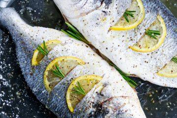 Como cocinar pescado correctamente