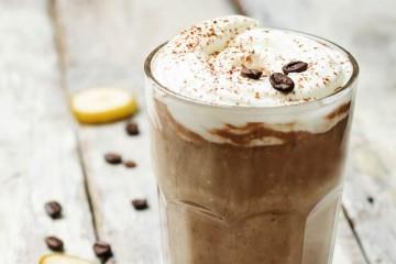 Como preparar smoothies de cafe