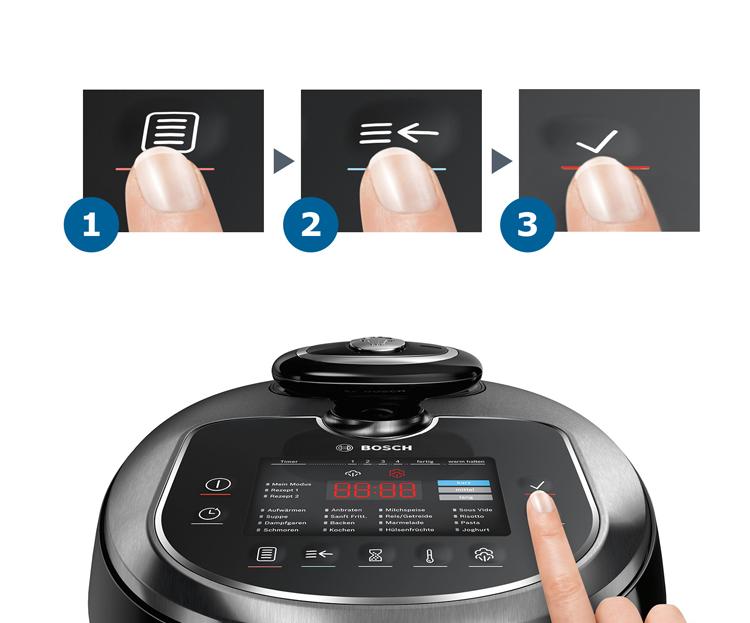 Como se utiliza un multicooker