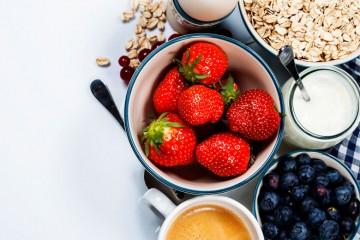 5 Desayunos rápidos y completos