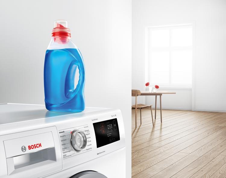 Donde añado el detergente