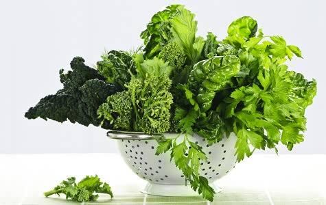 Guardar verduras en el frigorifico