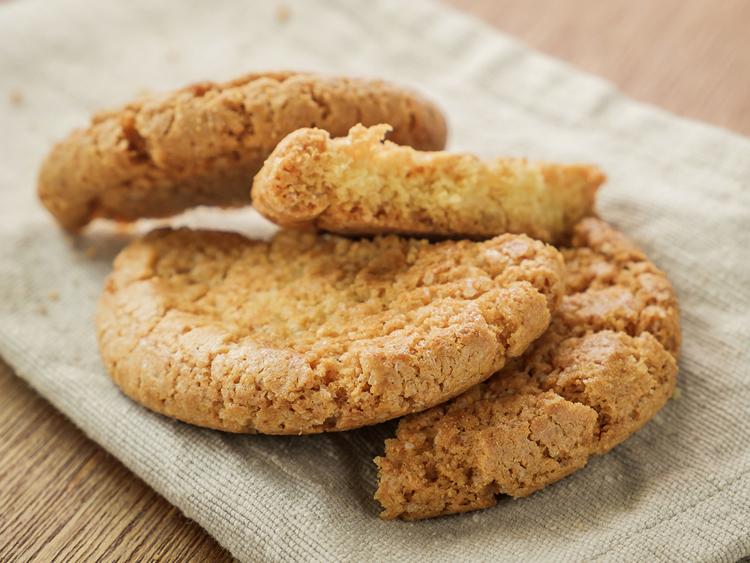Preparar las galletas