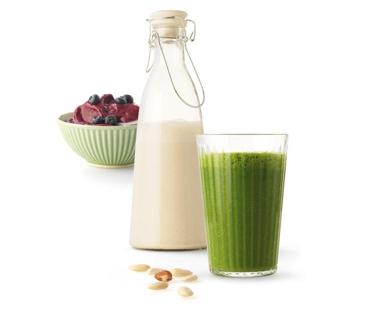 Propiedades leche de almendra
