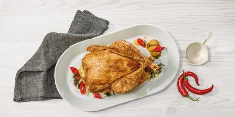 Receta de pollo picante paso a paso