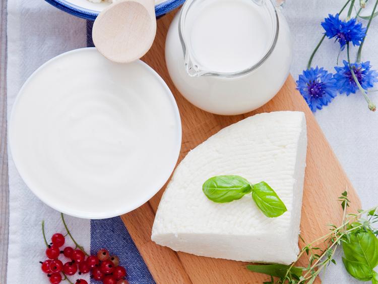 Relleno de crema de queso