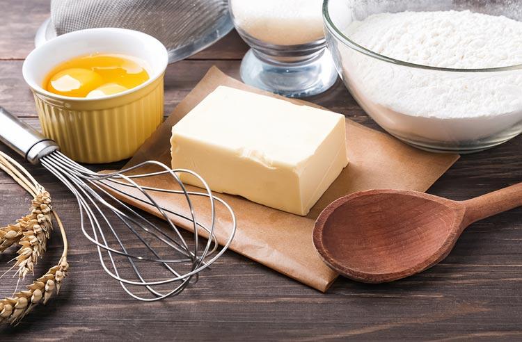 Truco reposteria - no utilices mantequilla fria
