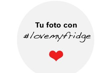 Tu historia de amor con tu frigorífico en #lovemyfridge