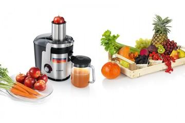 Receta de zumos naturales con la licuadora MES4000