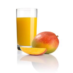 Receta de zumo de mango con licuadora