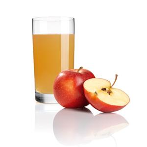 Receta de zumo de manzana con licuadora
