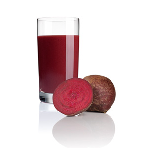 Receta de zumo de remolacha con licuadora MES4000
