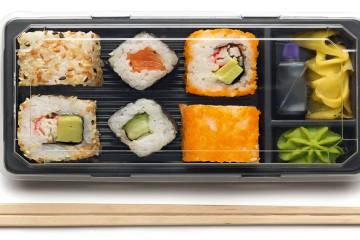 6 trucos para hacer sushi