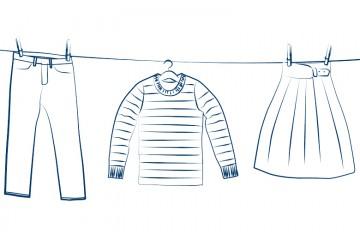 Nuestras lavadoras con función secado ocupan el espacio de una lavadora, pero lavan, secan y dejan tu ropa lista para ponértela ¡en tan solo 1 hora!