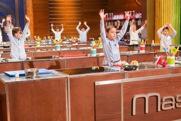 Los pequeños aspirantes a MasterChef vuelven a las cocinas