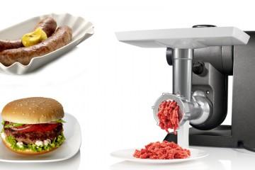 Preparar carne casera en tu casa es muy sencillo con el accesorio HuntingAdventure del robot MaxxiMUM.