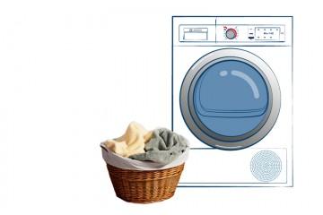 Trucos para secar bien la ropa en la secadora