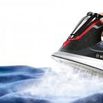 Cómo limpiar la plancha de vapor