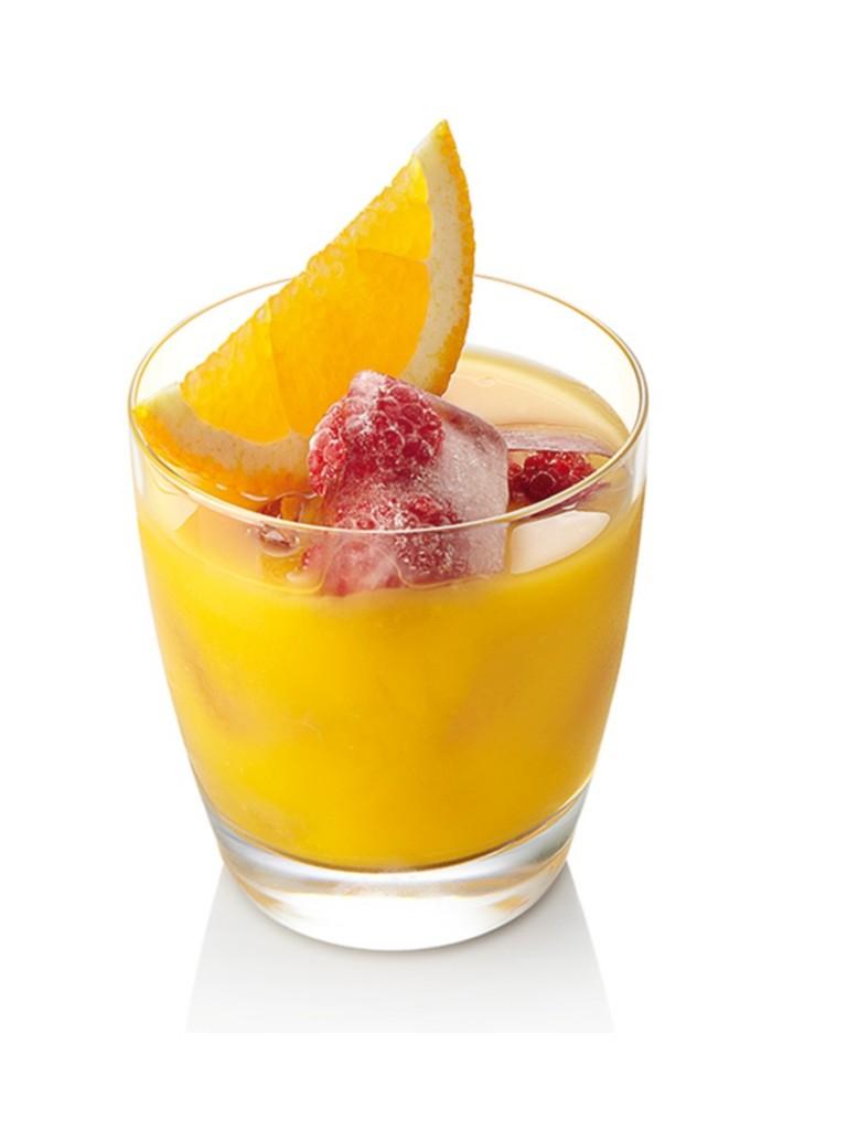 Cóctel mixto de naranja