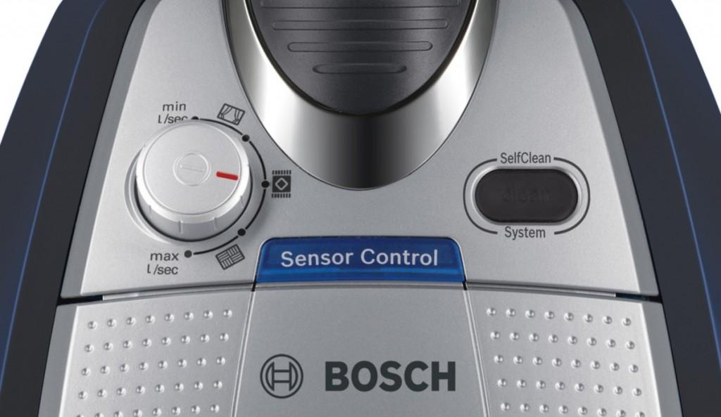 Tecnología Sensor Control