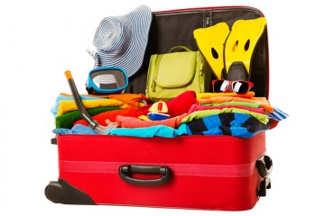 ¡Vacaciones a la vista! 8 trucos para hacer la maleta