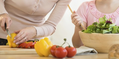 10 ideas para cocinar con niños en verano
