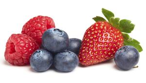 Beneficios frutas rojas