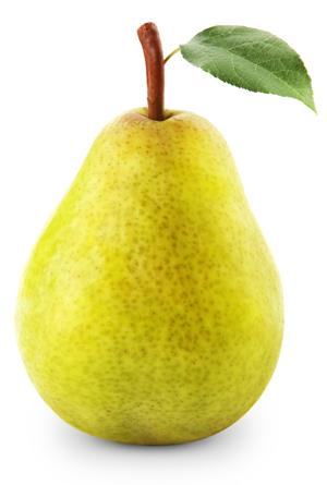 Beneficios peras