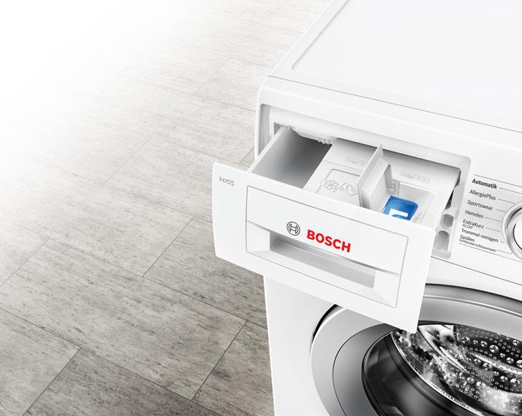 Lavadora de Bosch