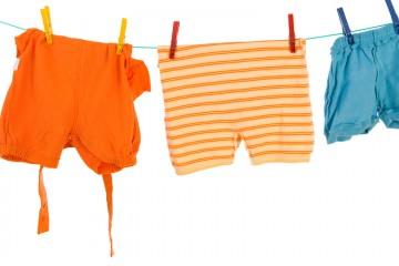 Consejos para lavar la ropa en vacaciones