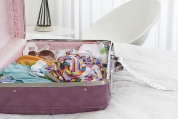 7 consejos para deshacer maletas