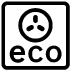 Aire caliente Eco.