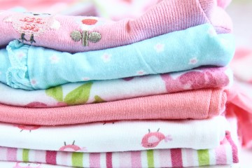 Consejos prácticos para lavar la ropa de los bebés