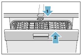 Cómo desbloquear lavavajillas Bosch