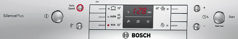 Desbloquea tu lavavajillas Bosch
