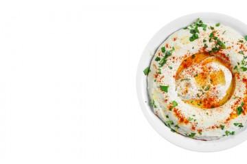 Tipos de hummus