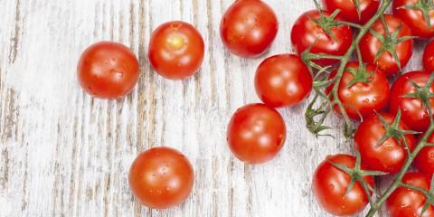 8 cosas de los tomates cherry que no sabías