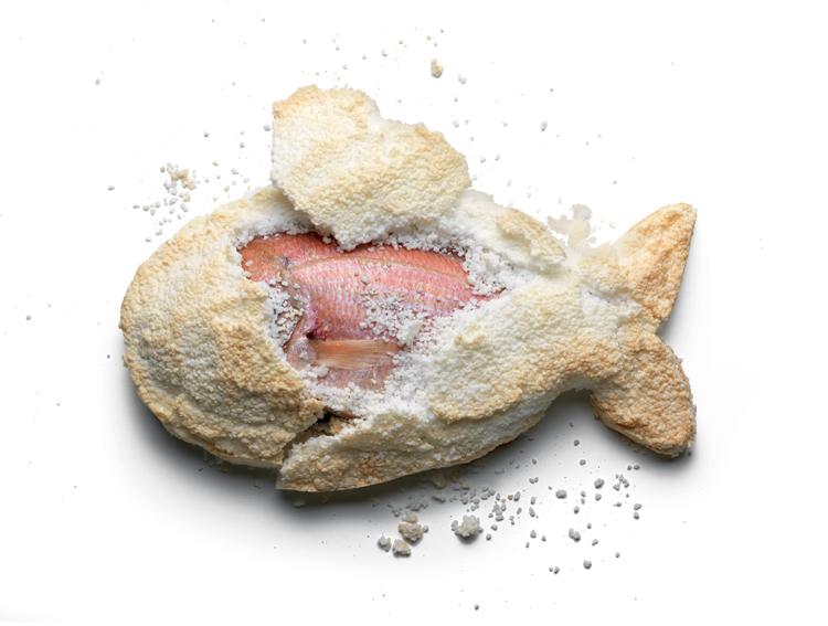 Trucos para cocinar a la sal: sano y saludable