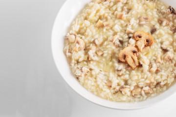 10 trucos para preparar un risotto