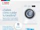 Consejos para limpiar la lavadora