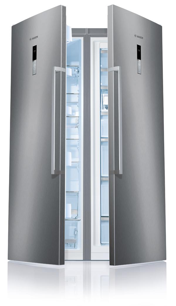 Cuida tu frigorífico de acero antihuellas con estos consejos.