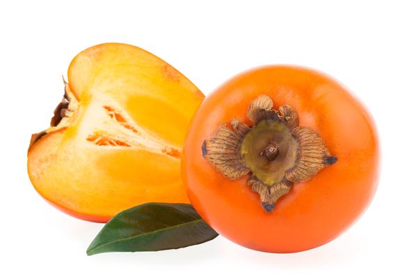 El caqui es una de las frutas de otoño por excelencia.