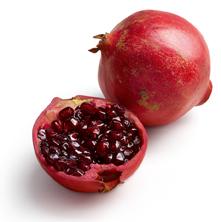La granada es una fruta de otoño