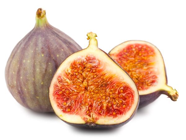 Los higos son una fruta de temporada en otoño.