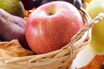 Las frutas de otoño te protegen del frío